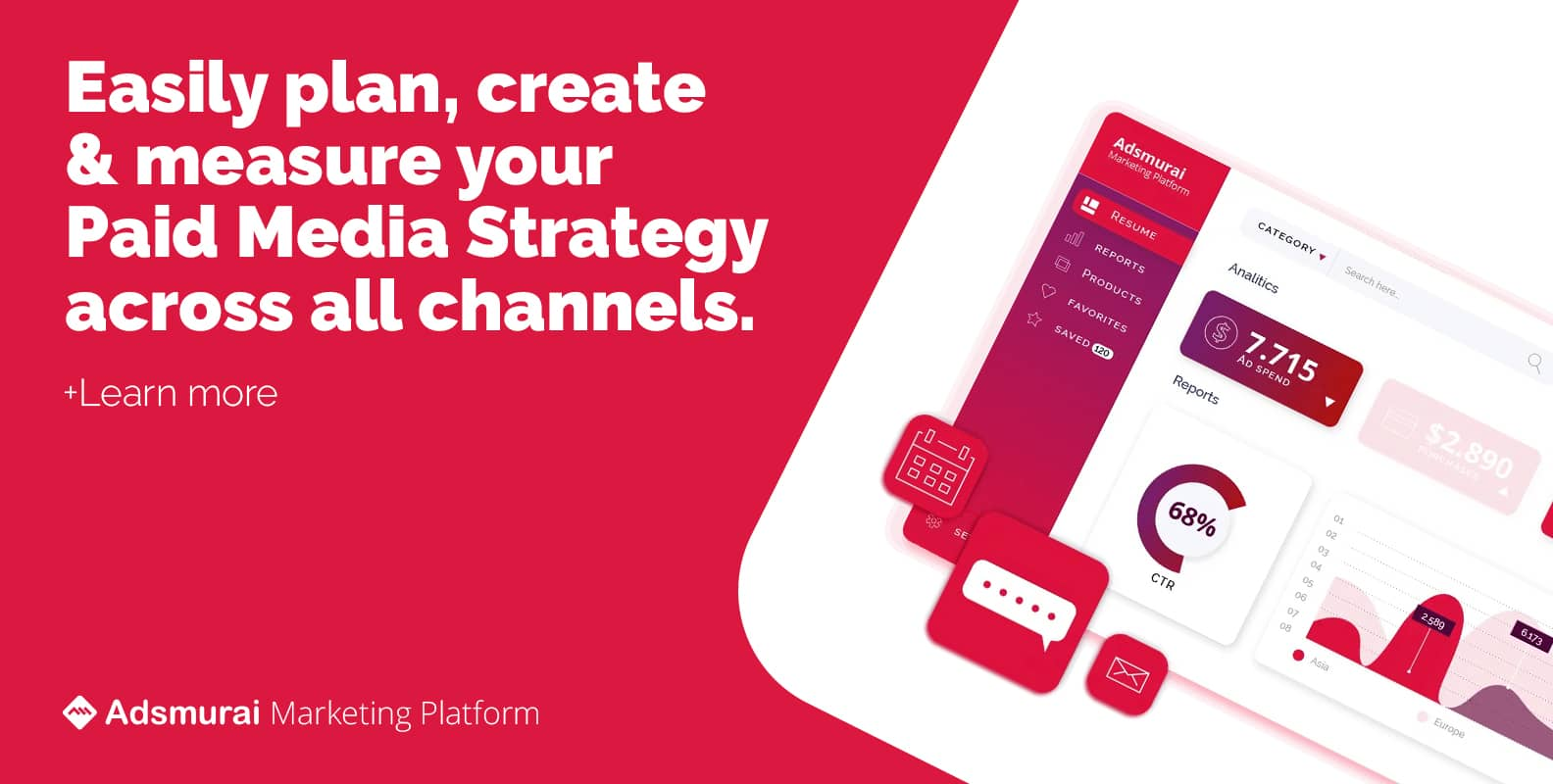 Adsmurai Marketing Platform