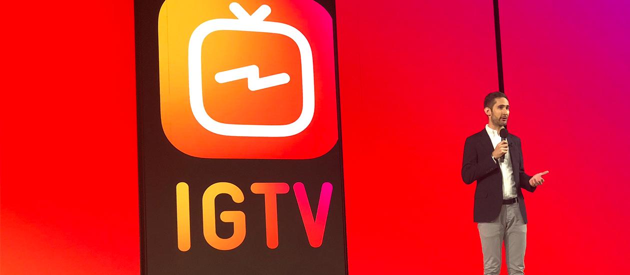 Instagram TV, el nuevo competidor de YouTube se llama IGTV