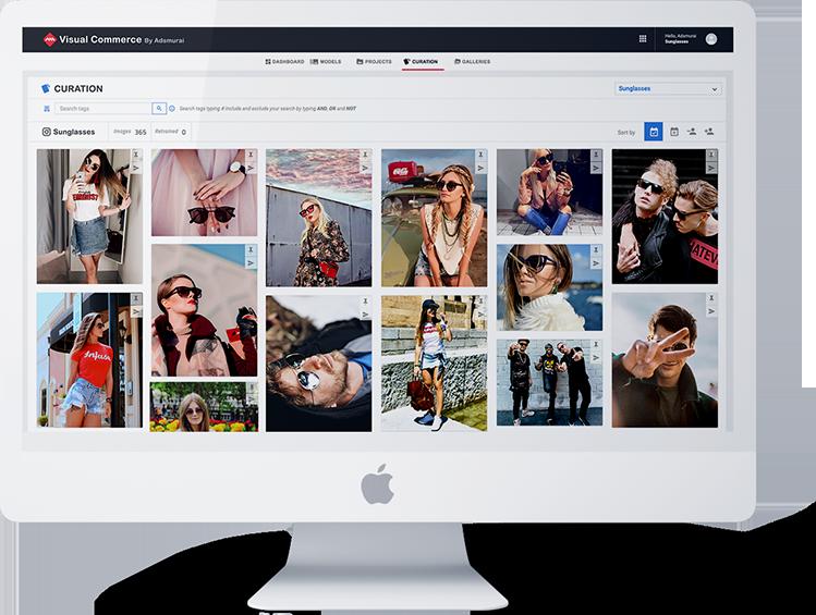 Visual Commerce Platform - Adsmurai