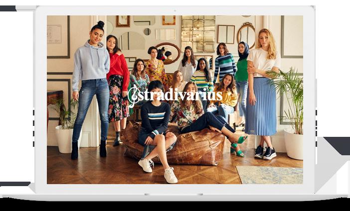 Adsmurai Case Study Stradivarius Women Talk