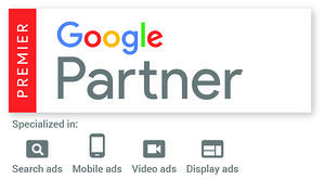 google premier partner badge