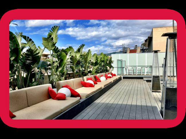 adsmurai terrace barcelona