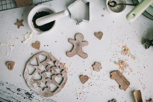 christmas cookies idea pinterest