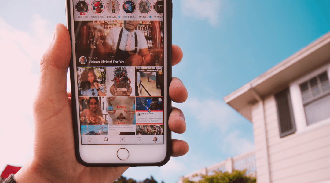 Reels: Instagram officially competes with Tik Tok