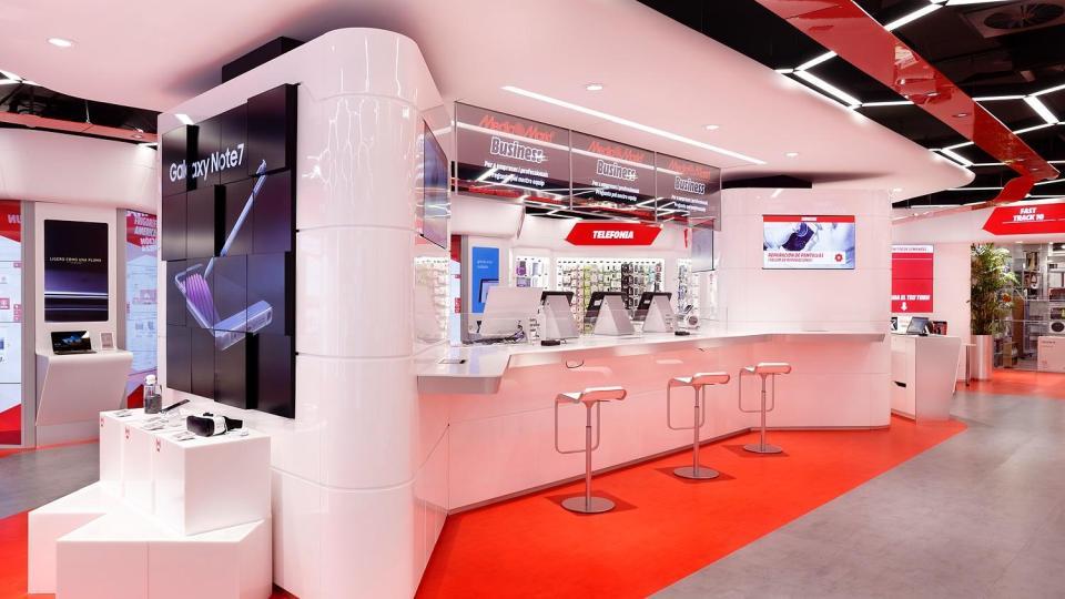 MediaMarkt Store Visits 2
