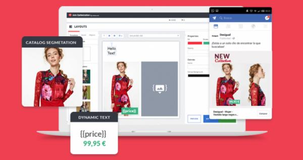 Optimiza tus Dynamic Ads con Feeds y Creatives, de Adsmurai Marketing Platform