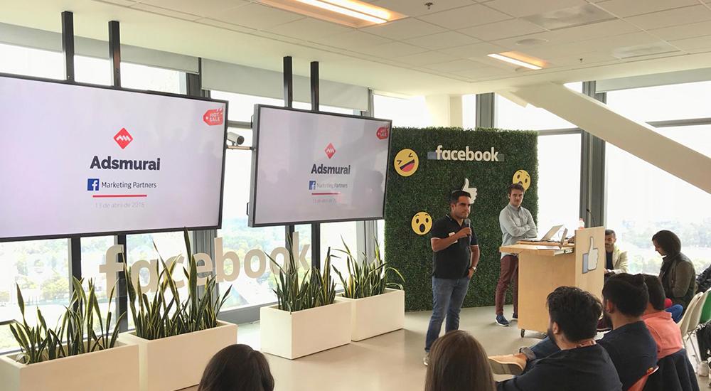 Hot sale Day - Presentamos con Facebook la mejor estrategia para Flash Sales