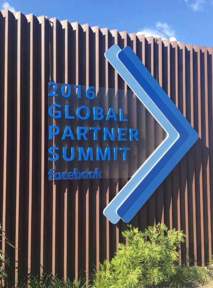 Facebook Global Partner Summit 2016