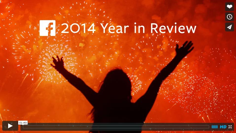 ¿Cuáles han sido los términos más buscados en Facebook en 2014?
