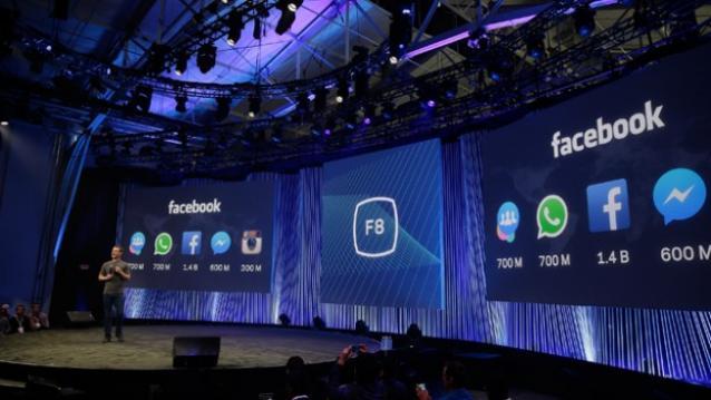 Paso por el F8 de Facebook, la conferencia de developers más grande del año