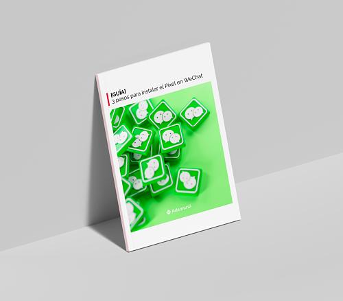 3 pasos para instalar el Píxel en WeChat