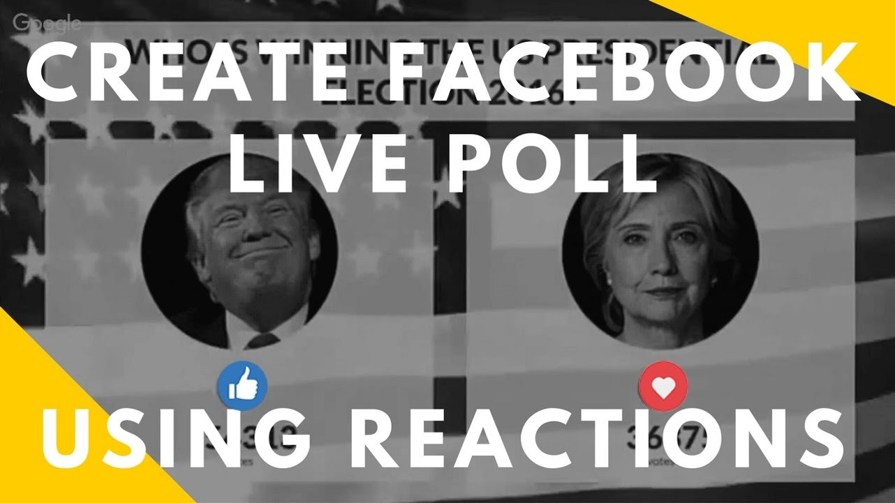 Facebook Live Polls By Adsmurai