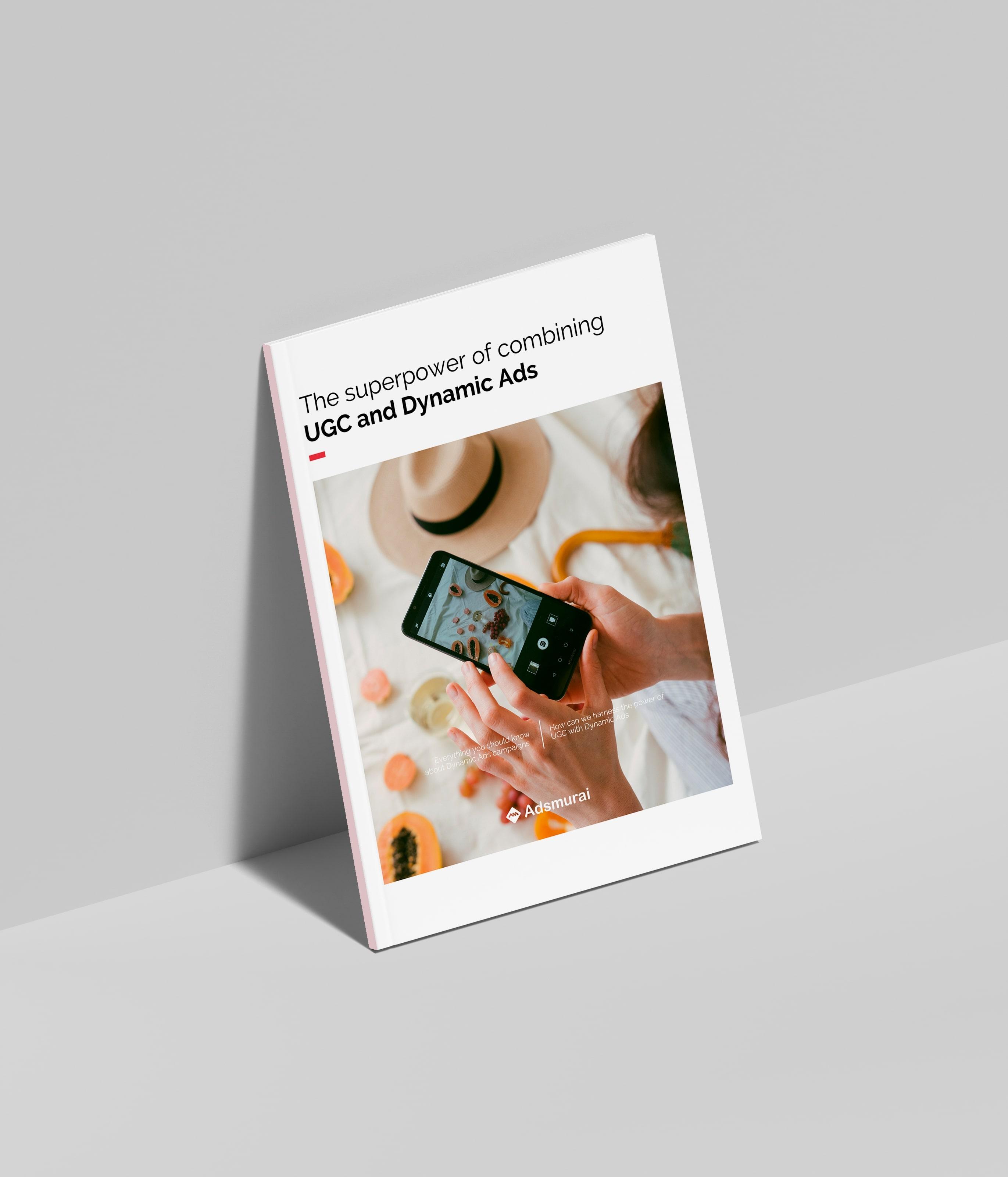 ugc dynamic ads ebook
